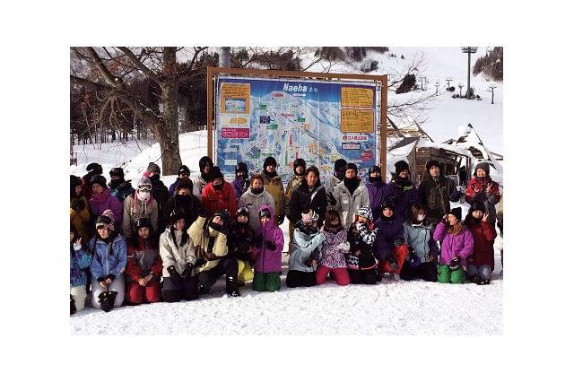 スキー&スノボ実習