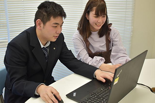 パソコンの授業もあります
