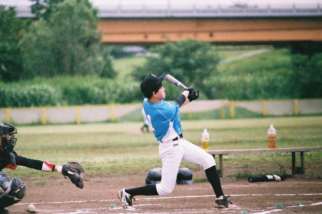 野球コースでは、毎月試合に出場できます。