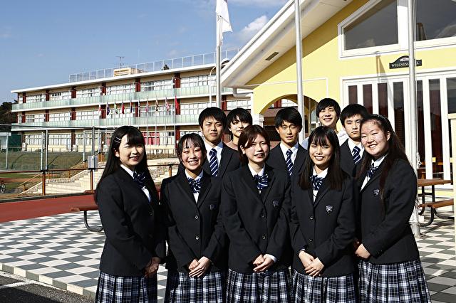 大学や各種専門学校とグループ校への進学ができます