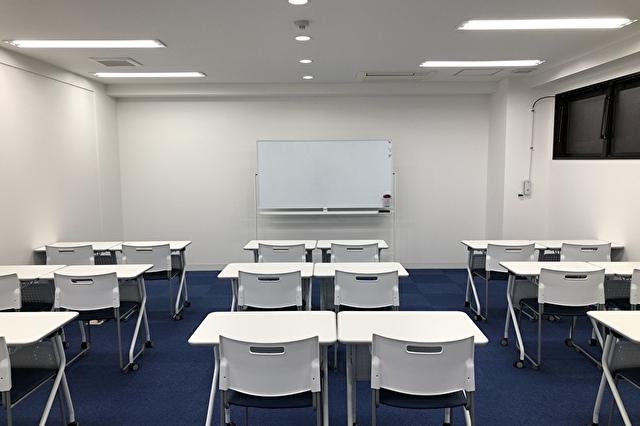 最新の設備が整う教室で学校生活が送れます